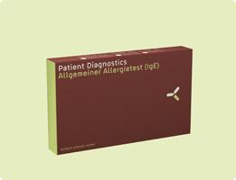 Allgemeiner Allergietest (lgE)