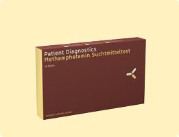 Methamphetamin Streifen 1/10 Stk.