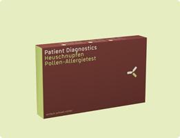 Heuschnupfen Pollen-Allergietest